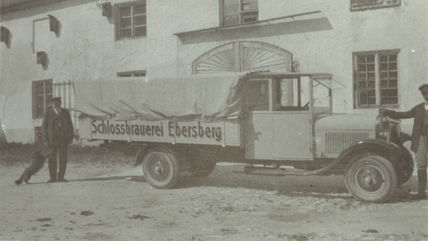 Schlossbrauerei Ebersberg Historie